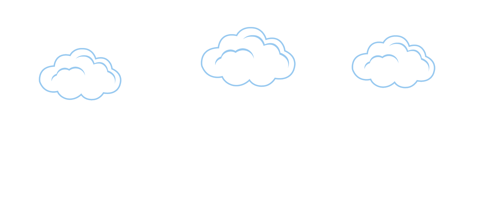 Cloudy Skies Background