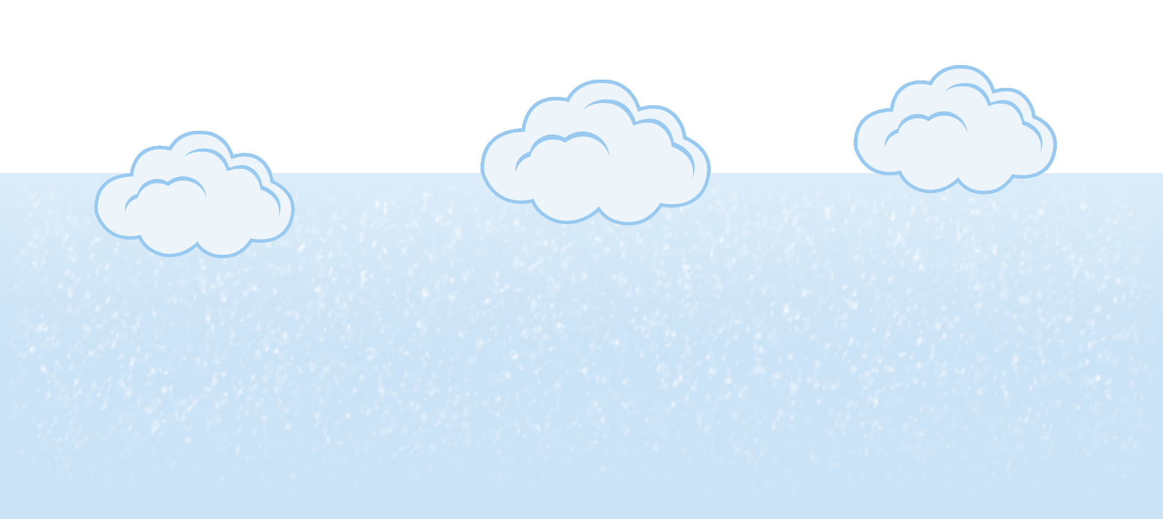 Snow Falling from the Sky Background